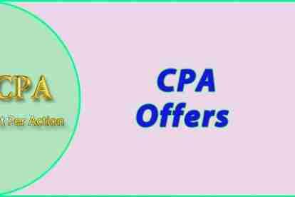 انواع عروض CPA