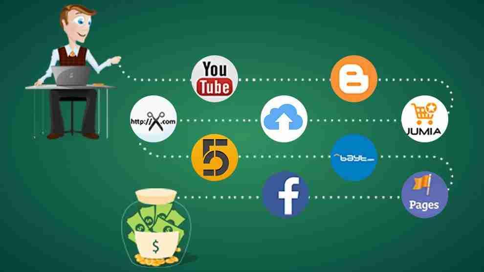 Résultats de recherche d'images pour «التدوين طريقة الربح من الانترنت مجانا»