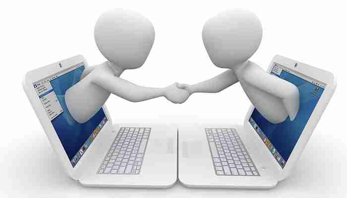 بناء علاقة مع العملاء