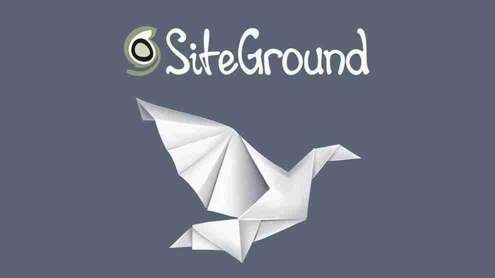 استضافة SiteGround