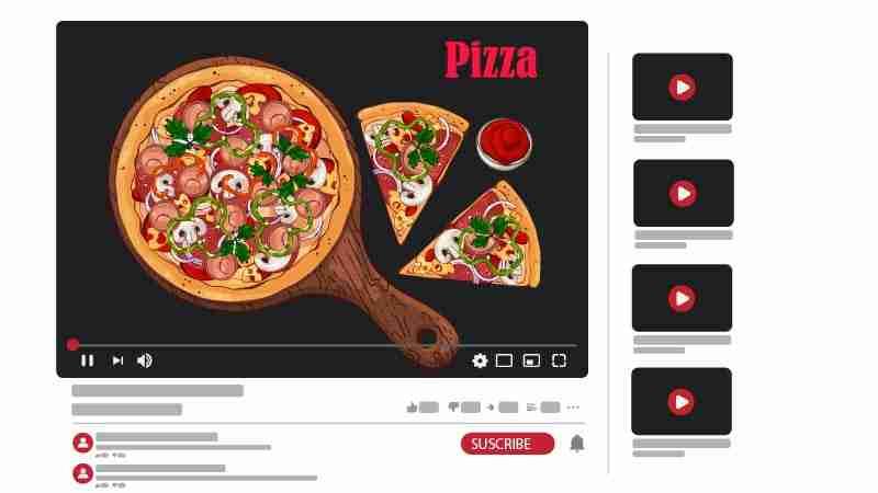 قناة يوتيوب عن الطبخ ووصفات الطعام