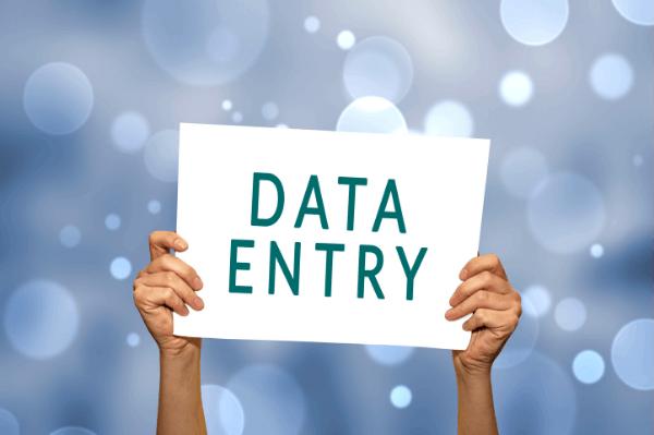مجال إدخال البيانات