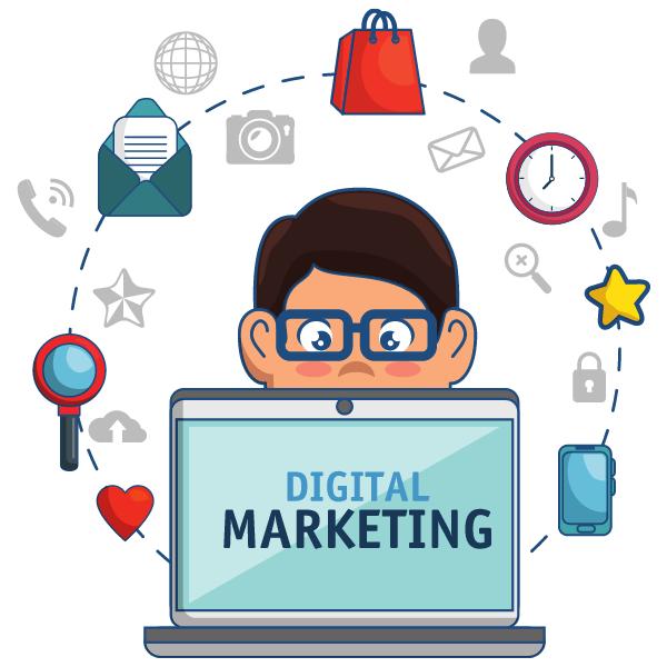 مجال التسويق الرقمي