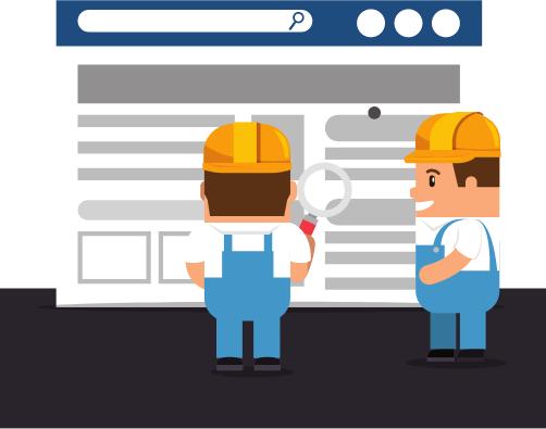 مجال تصميم واجهات الويب والبرامج والتطبيقات