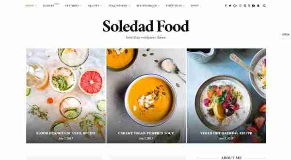 Soledad-theme
