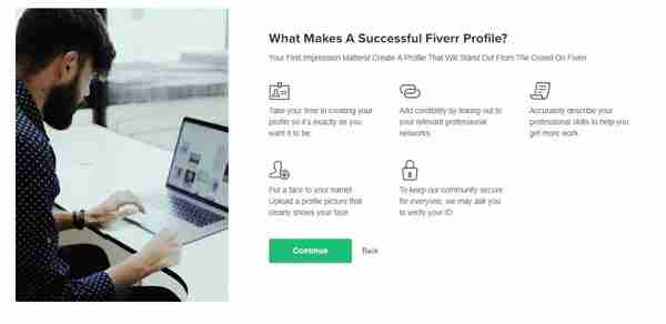 What Makes A Successful Fiverr Profile