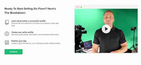 start selling on fiverr