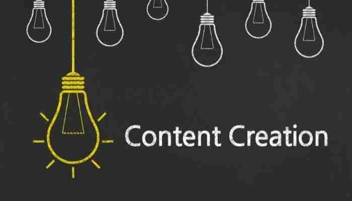 عملية صناعة المحتوى الرقمي