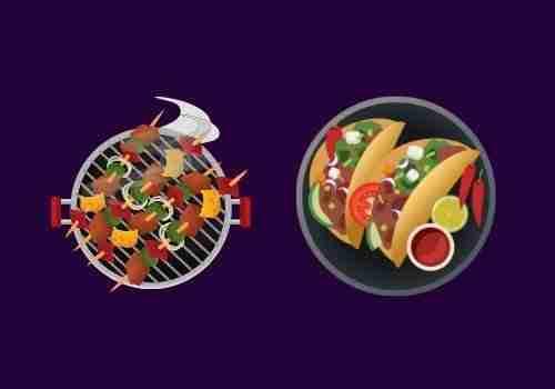 مشروع بيع الأطعمة السورية على الفيس بوك