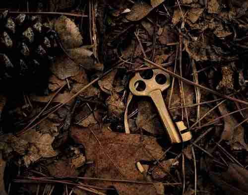 مشروع تصنيع حامل المفاتيح Key Holder