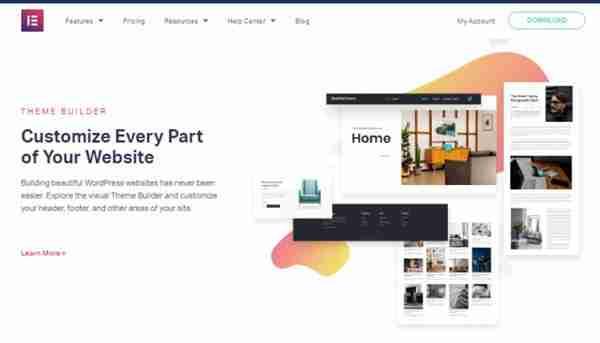 أداة اليمنتور لتصميم المواقع الإلكترونية