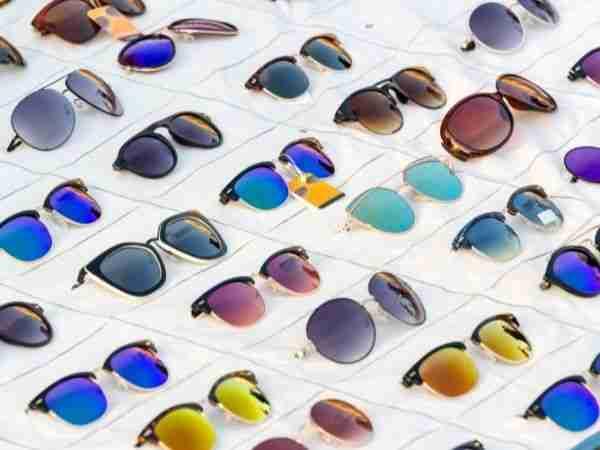 متجر إلكتروني بيع نظارات شمسية