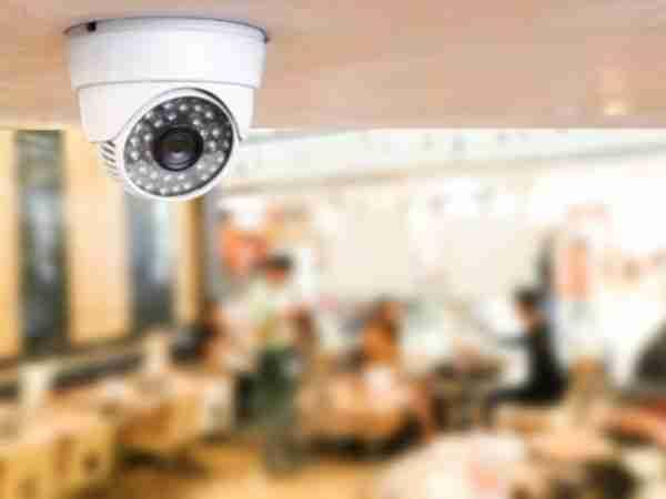 مشروع شركة كاميرات مراقبة