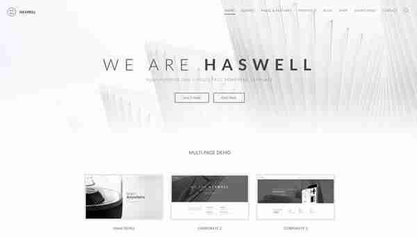 قالب Haswell