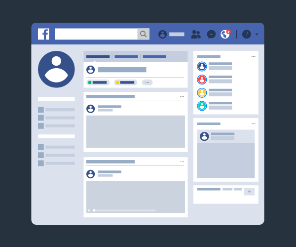 الاعدادات الصحيحة لجروب الفيسبوك