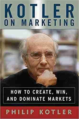 Kotler on Marketing book