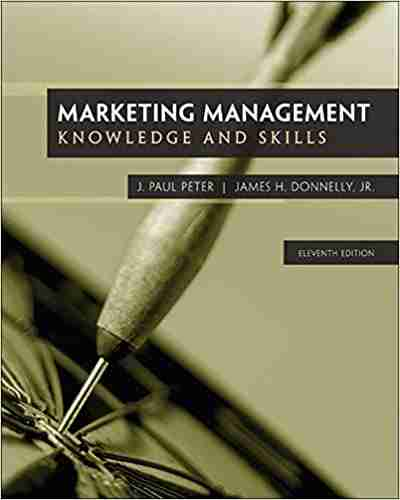 Marketing Management book