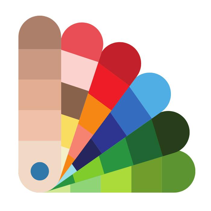مفاهيم هامة حول الألوان في التسويق