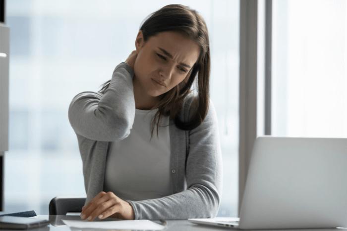 مشاكل العمل الحر الصحية