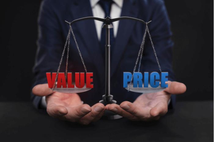مشكلة تحديد تكلفة أعمالك