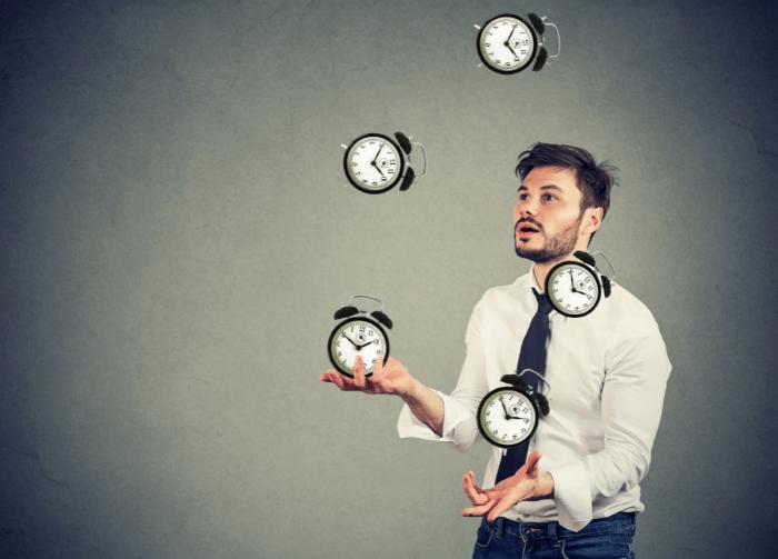 مهارة إدارة الوقت