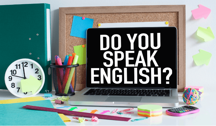 مهارة التعامل باللغة الإنجليزية