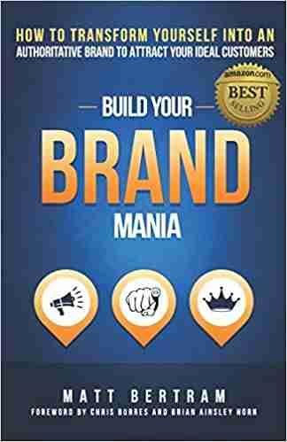 Build Your Brand Mania Book