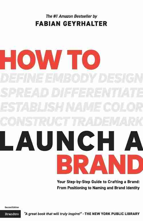 How to Launch a Brand Book