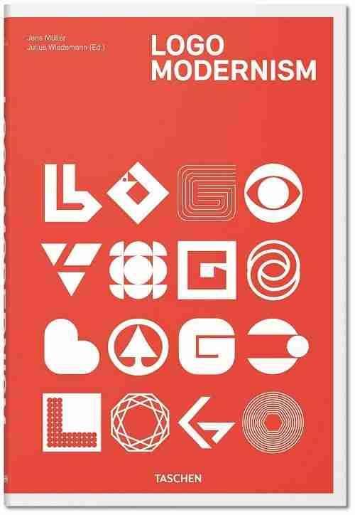 Logo Modernism Book