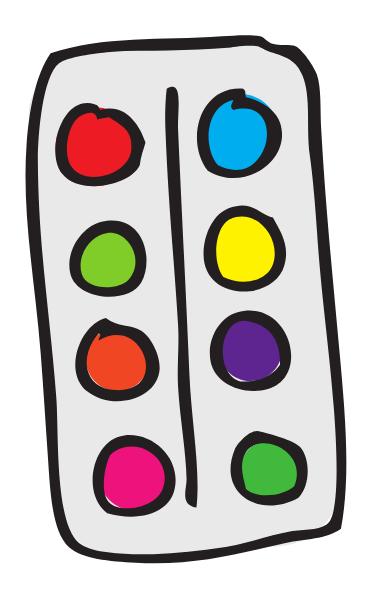 استراتيجيات الألوان