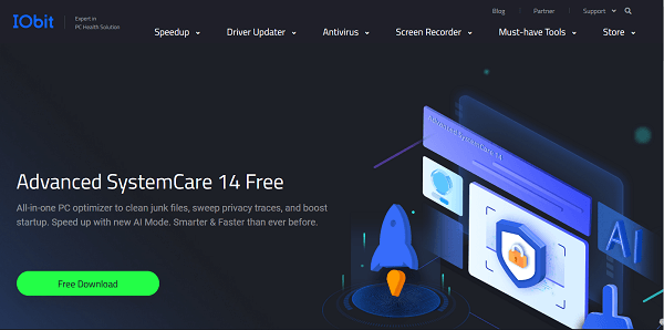 Advanced SystemCare 14 Free