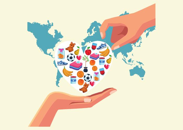 استخدام البلوك تشين في الأعمال الخيرية