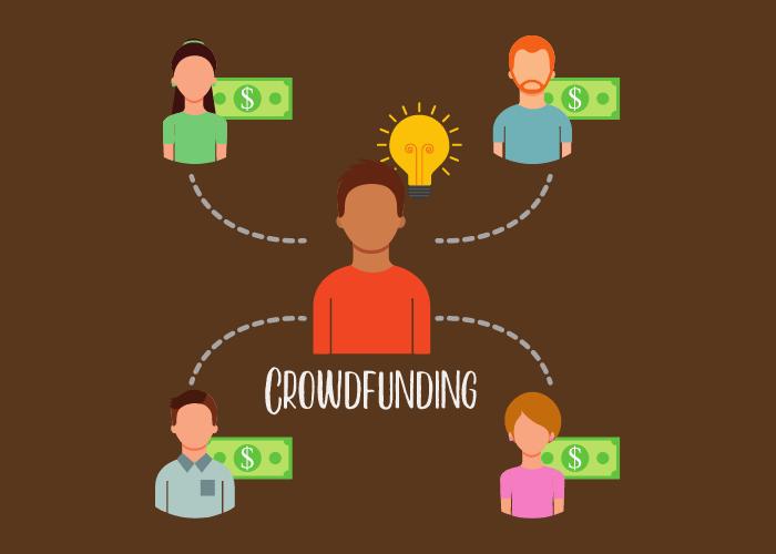 استخدام البلوك تشين في مجال التمويل الجماعي