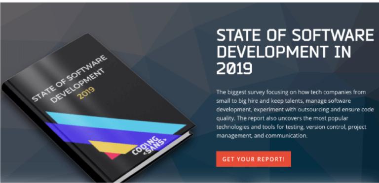 تقرير Coding Sans لعام 2019