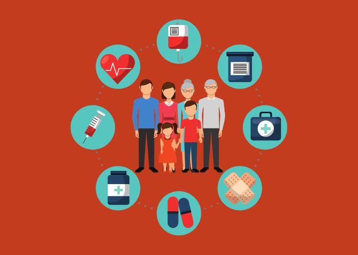 علم البيانات في مجال الرعاية الصحية