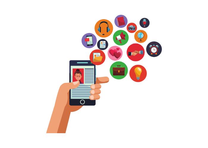 التسويق المجاني عبر منصات التواصل الاجتماعي