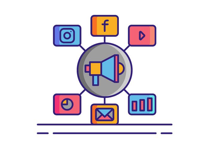 التسويق المدفوع عبر منصات التواصل الاجتماعي