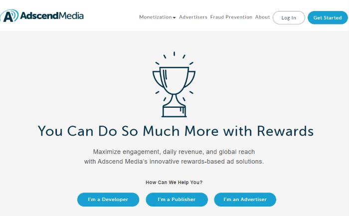 شركة adscendmedia