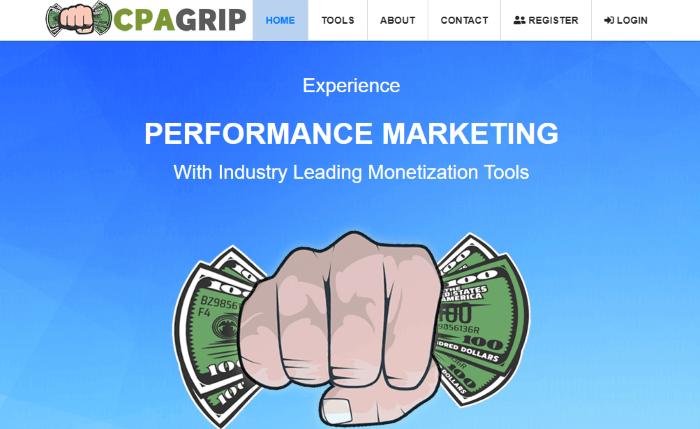 شركة cpagrip